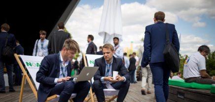 NOAH Konferenz: Das Investment ist nur einen Kaffee entfernt