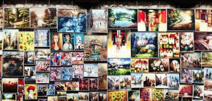"""Fundstück: Auf """"Artlifting"""" wird die Kunst von Obdachlosen verkauft"""