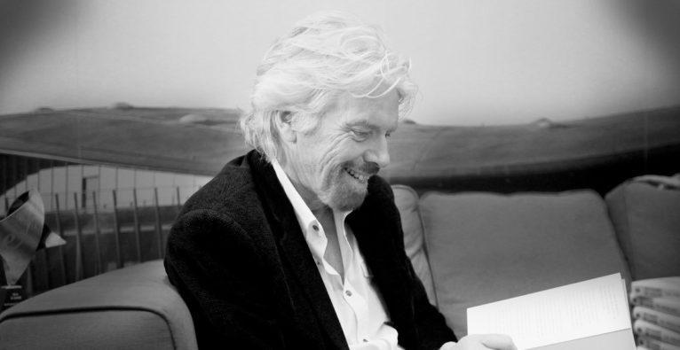 Die 5 besten Tipps von Richard Branson für Entrepreneure