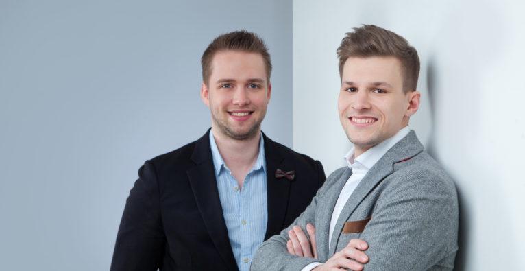 (c) Studify, vl: Alexander Pöllmann, Andreas Aigner