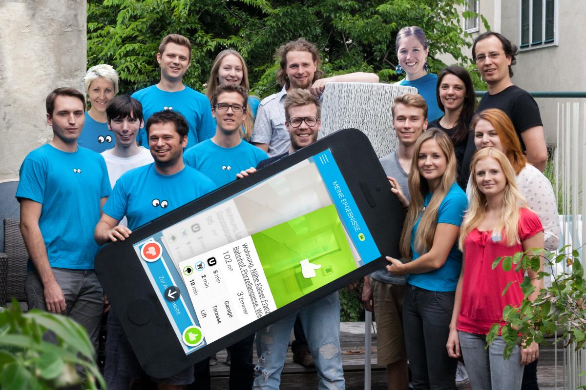 Wiener Startup zoomsquare holt noch eine halbe Million Euro aus dem Ausland
