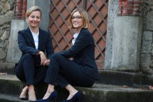 (c) Jasmina Rahmanovic. Stefanie Gerhofer und Carina Schmiedseder