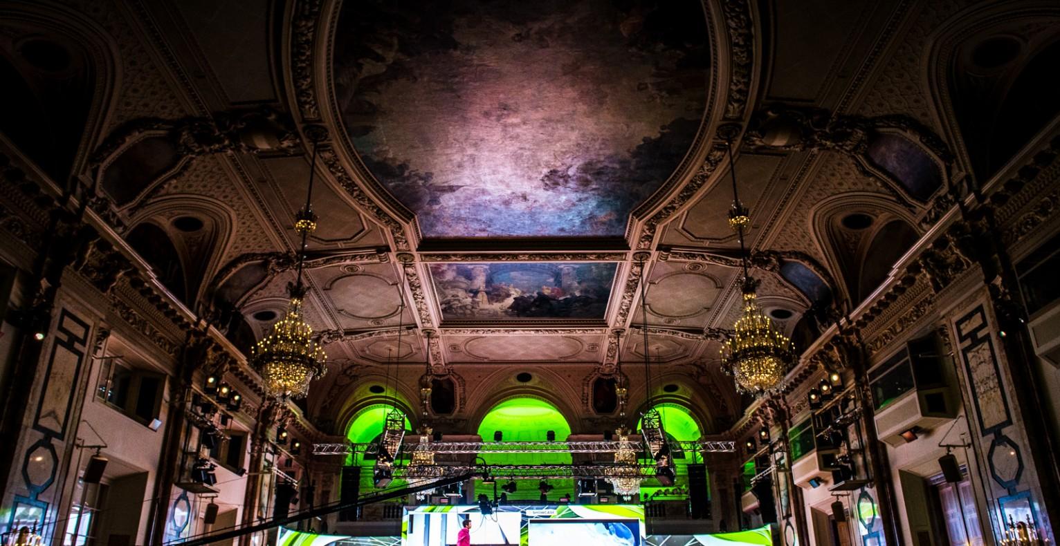 Pioneers bezahlt Festival Tickets für Startups