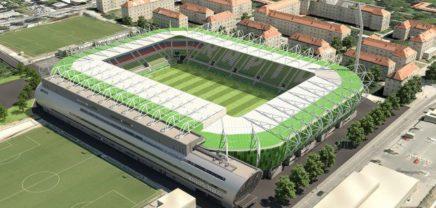 Crowdinvesting: Rapid-Fans beteiligen sich an neuem Stadion