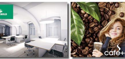 Café+Co verschenkt Kaffeemaschinen an Startups