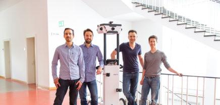 Navvis: Das Startup, dem Kunden und Investoren zulaufen