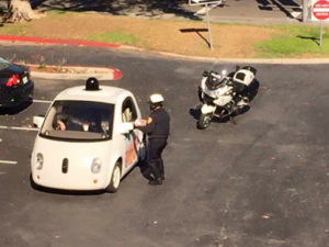 (c) Google Plus: Google Self Driving Car Project