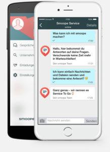 (c) Smoope, Ist das das neue WhatsApp für Firmen?