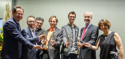 Mercur Innovationspreis 2015: Vier Wiener Unternehmen ausgezeichnet