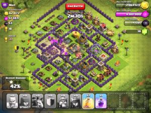 Screenshot youtube.com - Clash of Clans