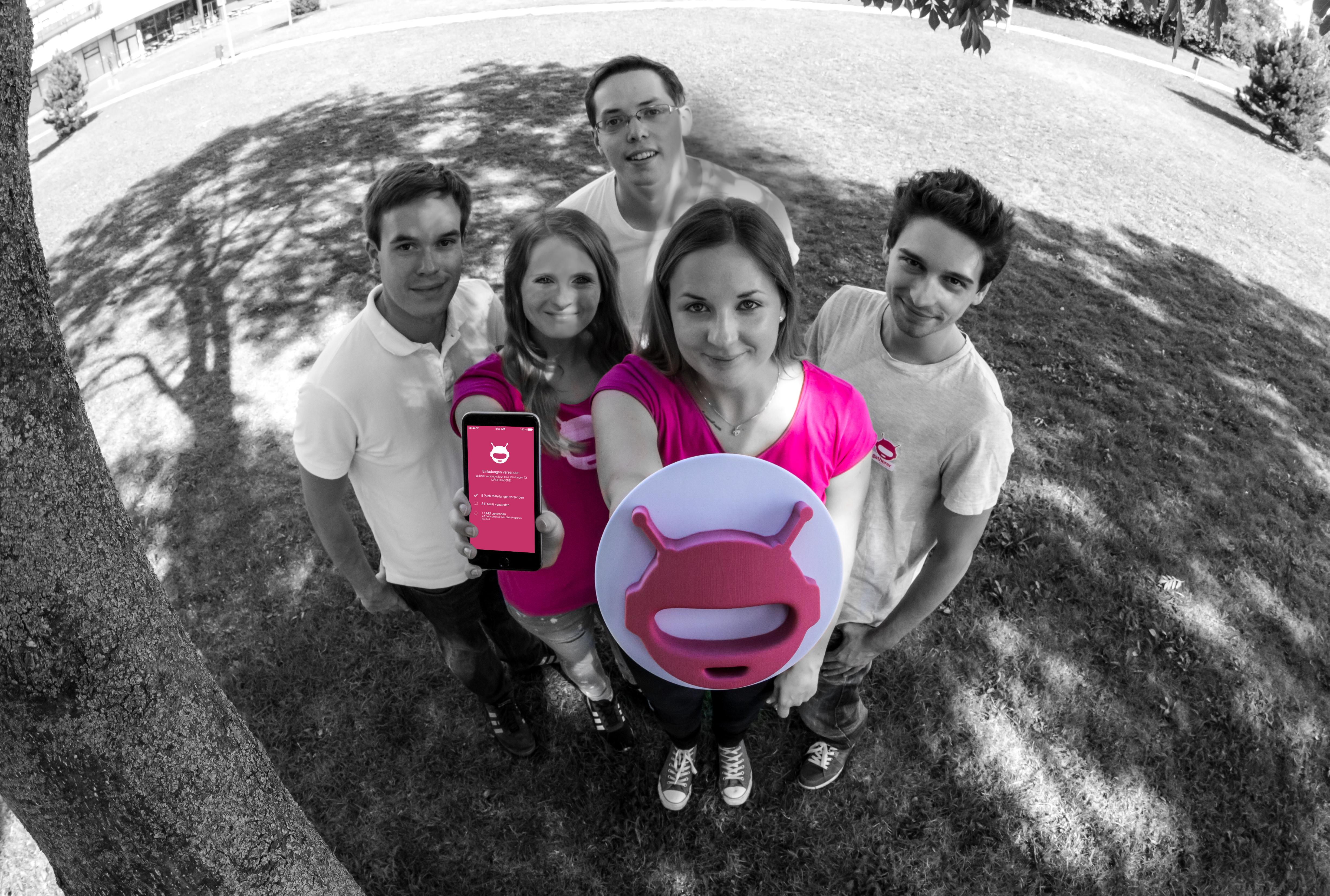 Kommunikation entschlackt: gatherer-App bringt Ordnung aufs Smartphone