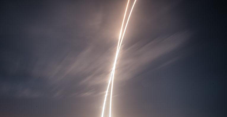 Space X Landung erfolgreich: Einmal ins All und zurück