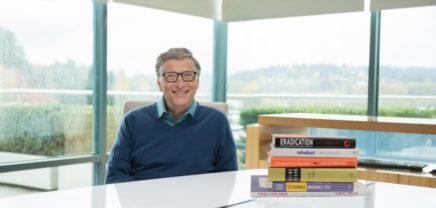 Diese 6 Bücher empfiehlt Bill Gates zum Lesen in den Feiertagen