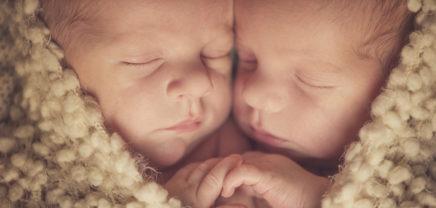 Yahoo Chefin: Zwillinge sind da!
