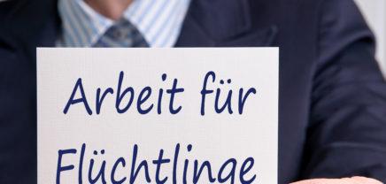 """""""refugeeswork.at"""": Ein Online-Arbeitsportal für Flüchtlinge"""