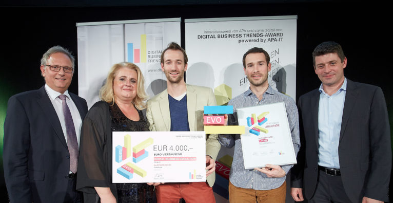 "Die Sieger vom ""Digital Business Trends""-Awards stehen fest"