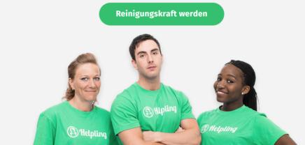 """Putz-Startup """"Helpling"""" verlässt Österreich"""