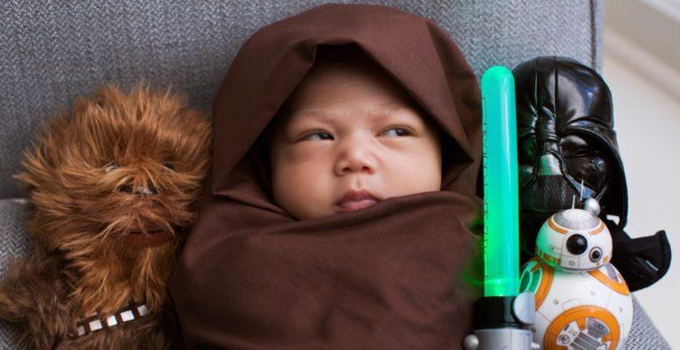 Virales Foto von Zuckerbergs Tochter im Jedi-Kostüm