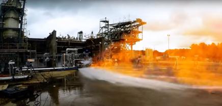 Neuer Raketenantrieb von NASA aus 3D-Drucker