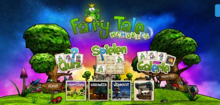 Fairy Tale Memories: Neues Märchen-Spiel für Jung und Alt