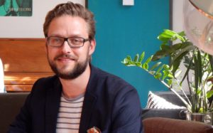 Arnim Wahls, Gründer von Firstbrid.