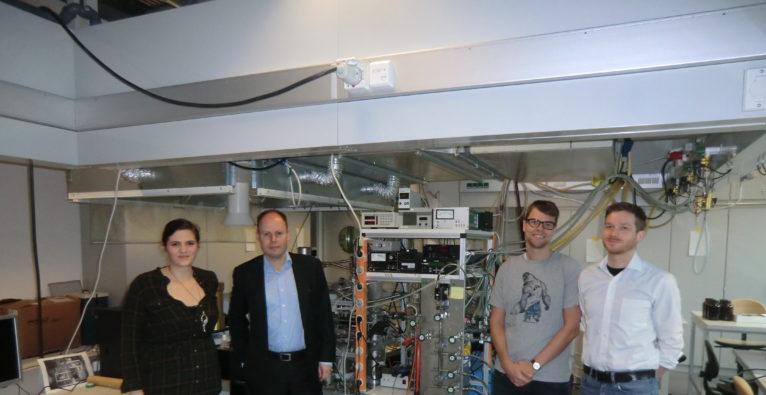 EarlySnow: TU Wien will Kunstschnee neu erfinden
