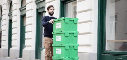 GoFoxBox: Wiener Startup hilft beim Umzug