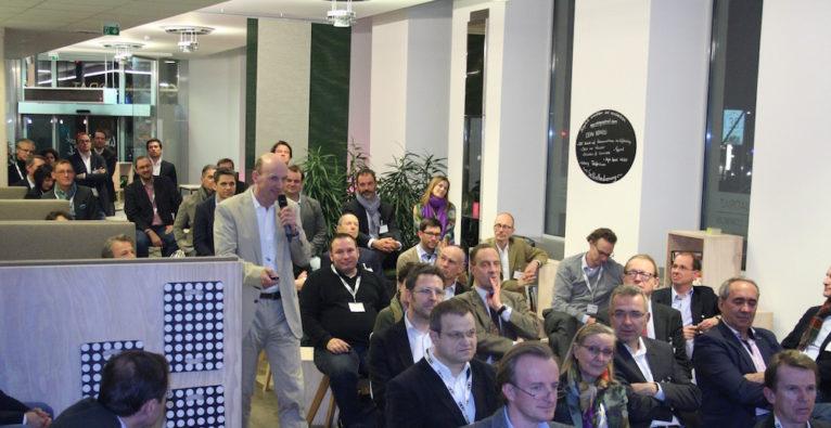 AAIA Event im Cocoquadrat: Mehr als Café und Coworking Space