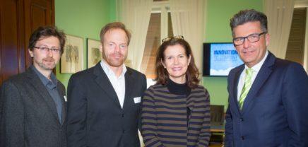 """Innovation to Company: Startups erhalten finales Briefing von """"Buddys"""""""