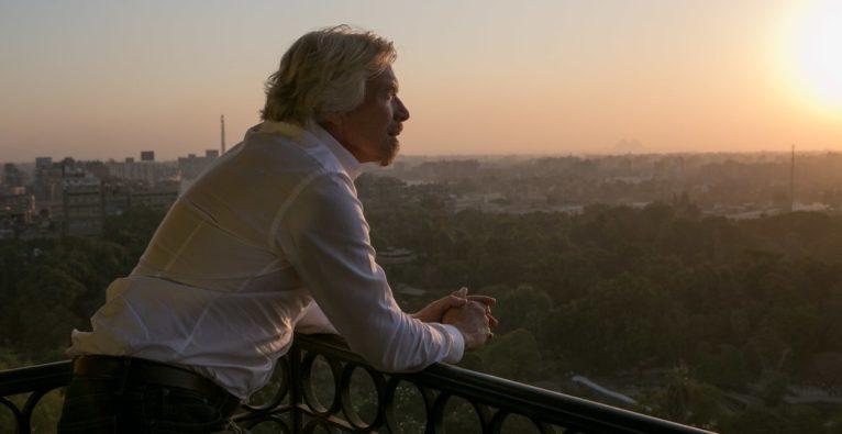 """Selfmade-Milliardär Richard Branson: """"Ich mache viele Fehler"""""""