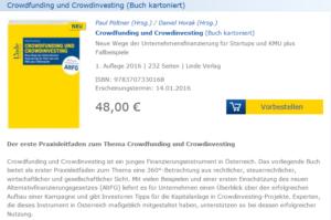 Screenshot Linde Verlag.