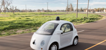 Fahrerlose Google-Autos könnten nach Österreich kommen