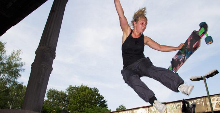Ruffboards: Sommerfrische für alte Snowboards