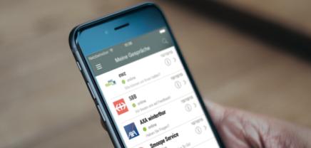 Smoope: Kunden-Messenger expandiert in die Schweiz