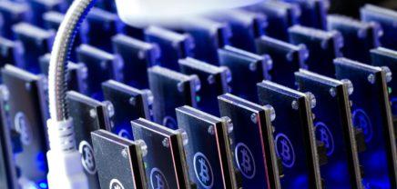 Startups scharen sich um die Blockchain