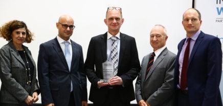 ColiMinder gewinnt Innovationswettbewerb in Abu Dhabi
