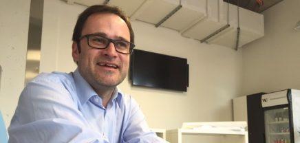 Rudolf Dömötör: WU Gründungszentrums-Leiter im Interview