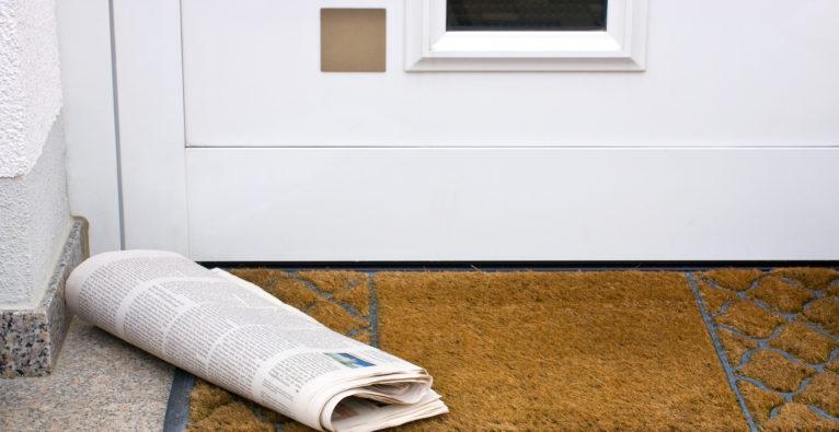 Styria Marketing Services: Zeitung nachschicken leicht gemacht