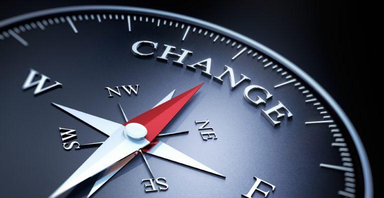 """Change Management: """"Stillstand hat noch nie etwas bewegt"""""""