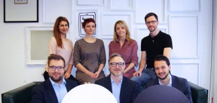 Pioneers Ventures investiert in Wiener Startup Parkbob