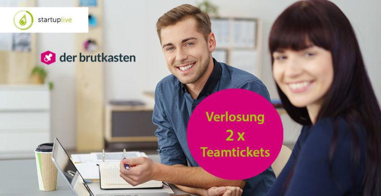 Ticket-Verlosung: Startup Live in Klagenfurt