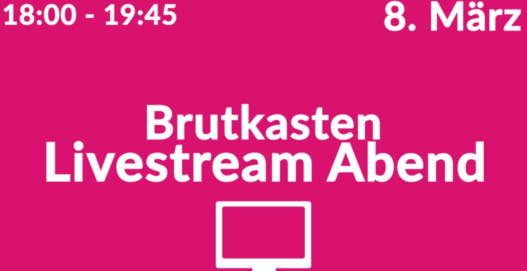 7Ventures Pitch Day: Brutkasten-Livestream am 8. März
