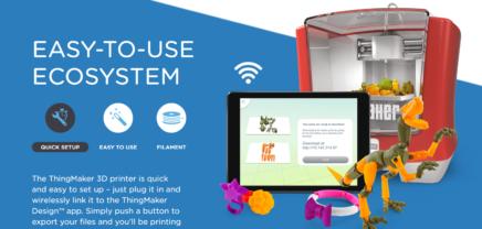 DIY Spielzeug: Mattel führt 3D-Drucker für 300 US-Dollar ein