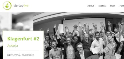 """Startup-Live Klagenfurt: """"Work In Out"""" überzeugt mit EMS-Training"""