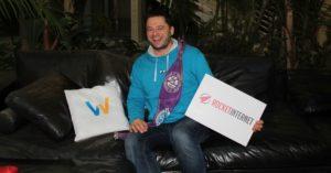 Startup-Ethusiast Bernhard Holzer ist PR-Profi, Mentor und Co-Gründer bei Zoomsquare.