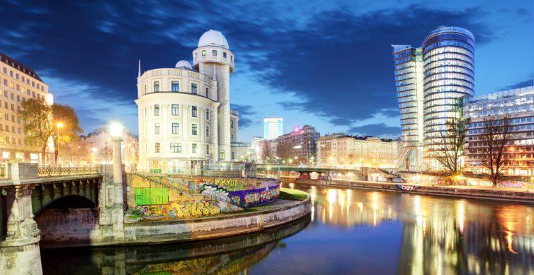 Mit der Digital City möchte Wien zur Smart City werden