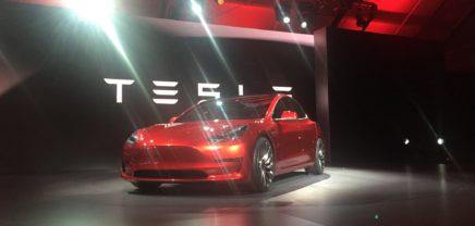Tesla - Tesla-Quartalszahlen