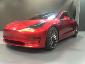 """Das Ziel von Tesla: """"Sexy"""" Elektroautos bauen."""