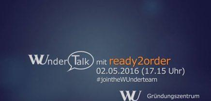 WUndertalk mit ready2order