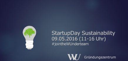 StartupDay Sustainability